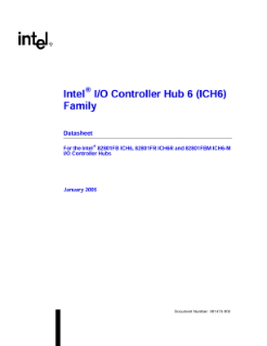 INTEL ICH6 PRO 100 DRIVERS WINDOWS XP