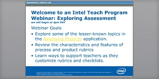 Webinar: Improve Teaching and Learning