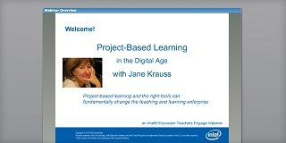 Webinar: Project-Based Learning
