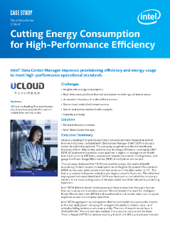 Cutting Energy Consumption for High-Performance Efficiency