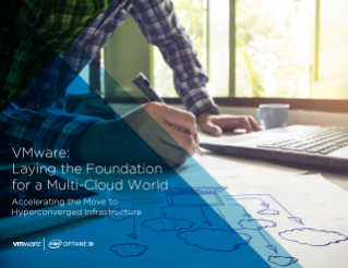 VMware: Laying the Foundation for a Multi-Cloud World