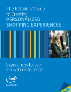 The Retailers' Guide  to Creating  PERSONALIZED SHOPPING EXPERIENCES