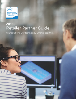 2015  Retailer Partner Guide  Your solutions. Our technology. Smarter together.