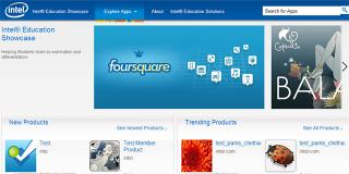 Nuevo escaparate de Intel® Education Software