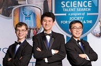 Intel Science Talent Search winners