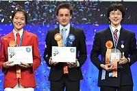 Intel International Science and Engineering Fair winners