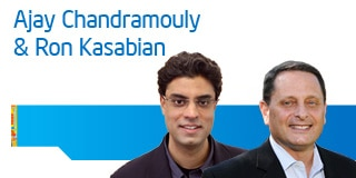 Ajay Chandramouly and Rob Kasabian Webinar