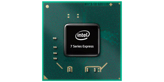 Chipset Intel® Z77 Express